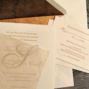 Custom Wedding Invitations Invitation Inspirational Tissue Paper